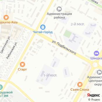 Некрополь на Яндекс.Картах