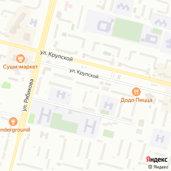 ДенежкА на Яндекс.Картах