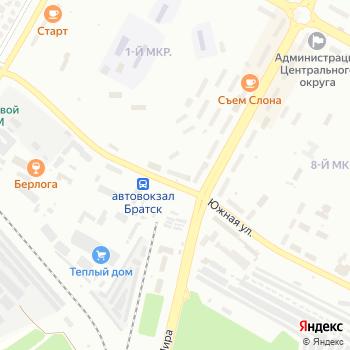МегаФон на Яндекс.Картах