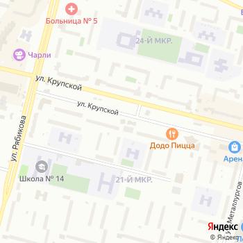 Гудвин на Яндекс.Картах