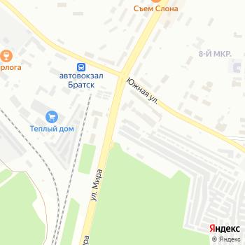 Автолада на Яндекс.Картах