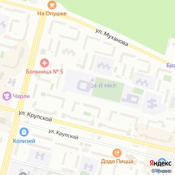 Лицей №2 на Яндекс.Картах