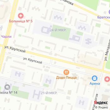 Портал на Яндекс.Картах
