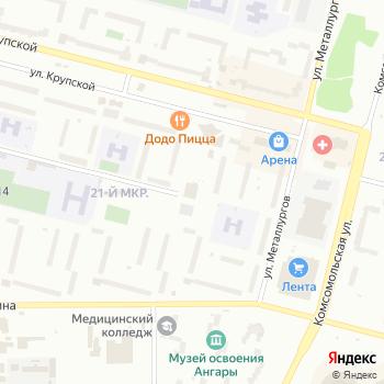Кедр на Яндекс.Картах