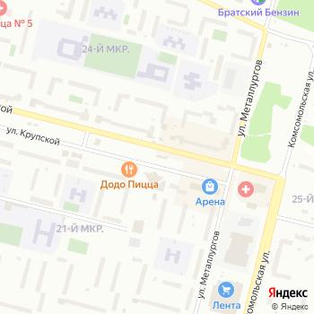 Crocus на Яндекс.Картах