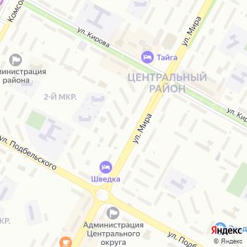 МСК на Яндекс.Картах