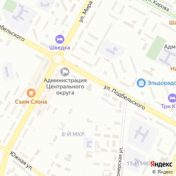 Сибма на Яндекс.Картах