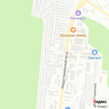 Ночной экспресс на Яндекс.Картах