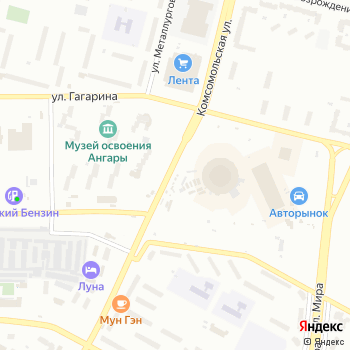 София на Яндекс.Картах
