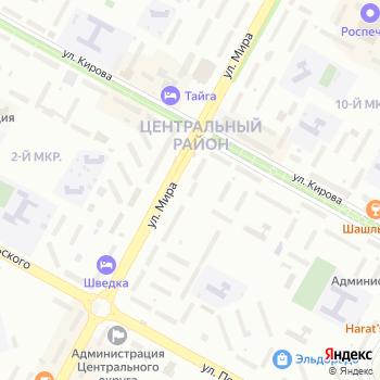 Лапусик на Яндекс.Картах