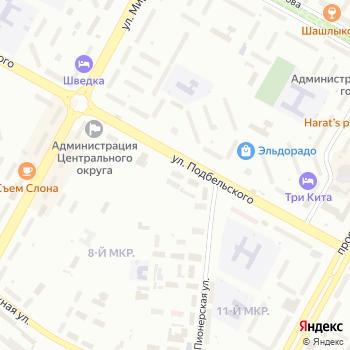 MK Сompany на Яндекс.Картах