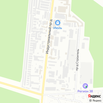 Любимая на Яндекс.Картах