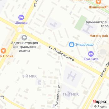 SMSPORT на Яндекс.Картах