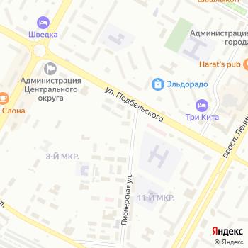 Городская поликлиника на Яндекс.Картах