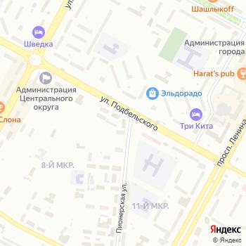 Лексика Электроникс на Яндекс.Картах