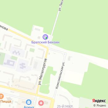 Континент на Яндекс.Картах