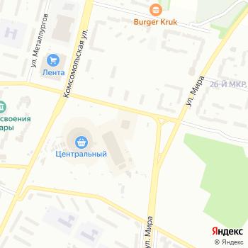 СК-Прайм на Яндекс.Картах