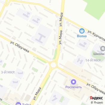Ермак Братск на Яндекс.Картах