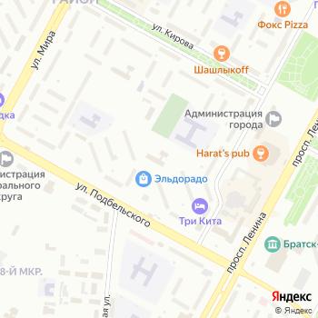 Центр развития образования на Яндекс.Картах