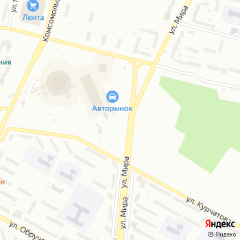 Автоломбард на авторынке на Яндекс.Картах