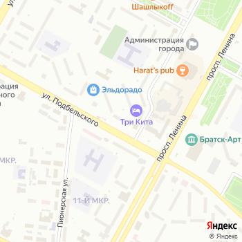 Зорька на Яндекс.Картах