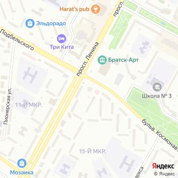 Бизнес услуги на Яндекс.Картах