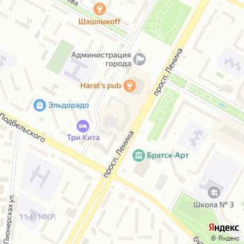 Империя времени на Яндекс.Картах