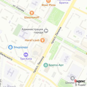 Байкальский Банк Сбербанка России на Яндекс.Картах
