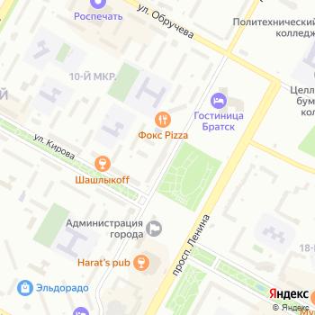 Русский стиль на Яндекс.Картах