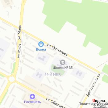Тендер-Профи на Яндекс.Картах