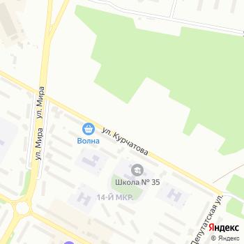Центр на Яндекс.Картах