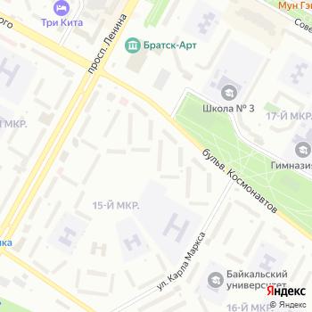 Братск-лифт на Яндекс.Картах