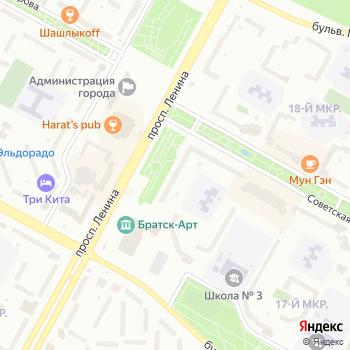 СэнСэй на Яндекс.Картах