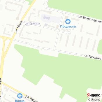 Альфа на Яндекс.Картах