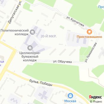 Метель Августа на Яндекс.Картах