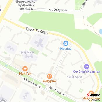 Олимп на Яндекс.Картах