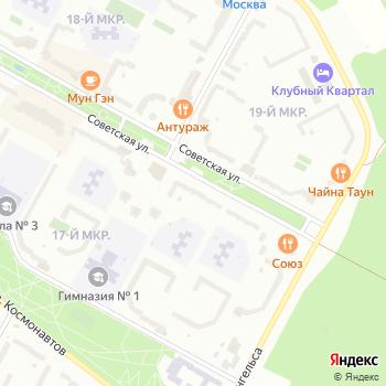 Топстрой на Яндекс.Картах