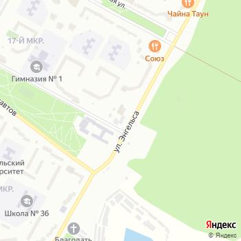 Жилтрест на Яндекс.Картах