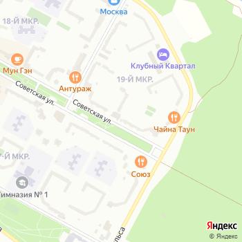 FishSPA на Яндекс.Картах