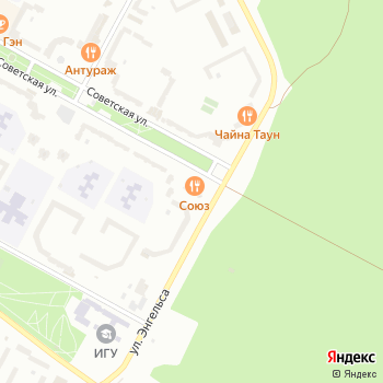 Проектное бюро на Яндекс.Картах