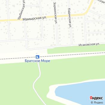 Почта с индексом 665718 на Яндекс.Картах