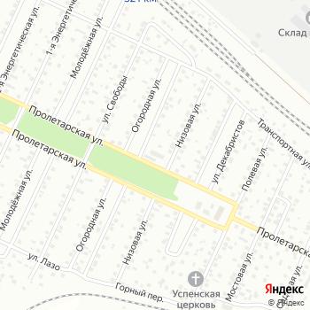 Служба междугородных перевозок на Яндекс.Картах
