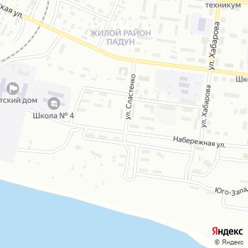 Почта с индексом 666743 на Яндекс.Картах