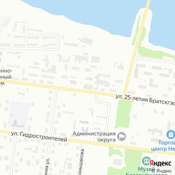 Отдел полиции №3 Управления МВД РФ по г. Братску на Яндекс.Картах