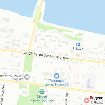 Скорая медицинская помощь на Яндекс.Картах