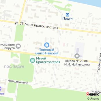 СибЛес на Яндекс.Картах
