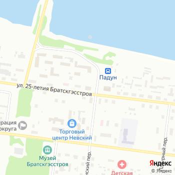 Caldera на Яндекс.Картах