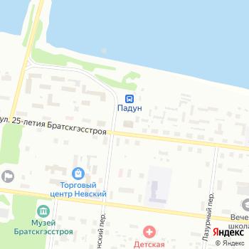 8 отряд Федеральной пожарной службы по Иркутской области на Яндекс.Картах