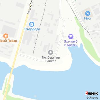 Тимбермаш Байкал на Яндекс.Картах
