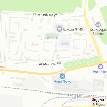 Развивайка на Яндекс.Картах